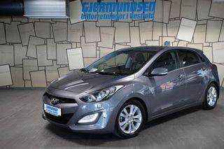 Hyundai i30 1.6  Cruise, Rattvarme, Usb, Aux, Psesnorer, Rkamera+++  2014, 43000 km, kr 149000,-