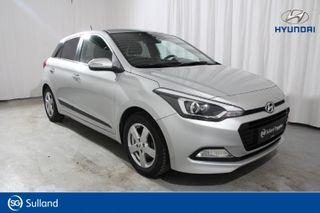 Hyundai i20 1,0 T-GDI Jubileum  2018, 44982 km, kr 159000,-