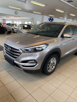 Hyundai Tucson 1,7 Crdi suv  2015, 145000 km, kr 189000,-