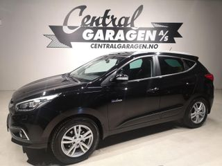 Hyundai ix35 1.6  BENSIN/ DELSKINN/ HENGERFESTE/ DAB/ GARANTI++  2014, 102637 km, kr 124900,-