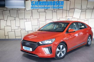 Hyundai Ioniq 1.6  IONIQ PHEV, Navi, Skinn, Cruise, Rkamera, Psensore  2018, 51500 km, kr 215000,-