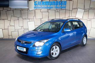 Hyundai i30 1.6  Comfort, Psensorer, ESP++ EU til 2022  2010, 134000 km, kr 42000,-