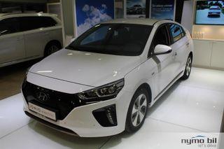 Hyundai Ioniq Teknikk Adaptiv Cruise, trådløs telefonlading  2019, 1000 km, kr 264900,-