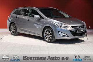 Hyundai i40 1.7  CRDI COMFORT/ Stor Familiebil/El seter/Ryggekamera  2014, 85000 km, kr 159900,-