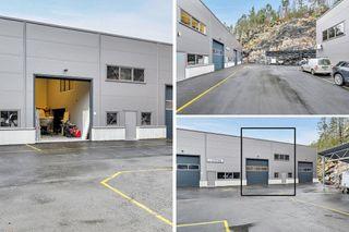 Flott lagerlokale med kontormesanin  sentralt plassert på Lauvåsen
