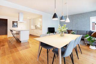 Nyere 3-roms leilighet med gjennomgående god standard. Solrik balkong og garasjeplass i kjeller.
