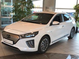 Hyundai Ioniq EV 38,3 kwh Premium med skinnseter vinterhjul Norsk  2020, 2500 km, kr 319900,-