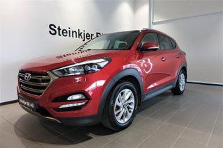 Hyundai Tucson 2.0  CRDI / Webasto / Krok / Ekstralys / Navi  2015, 116000 km, kr 289000,-