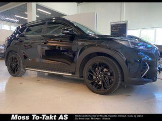 Hyundai Tucson 1,6 CRDi Teknikkpakke 4WD aut , N-Line pakke,  2019, 4500 km, kr 499000,-