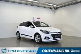 Hyundai i20 1.0 AUTOMAT / BILLIG BYBIL / VARME I  RATT OG SETER  2019, 24634 km, kr 199800,-