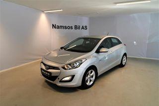 Hyundai i30 1.6  CRDI  2013, 92000 km, kr 109000,-