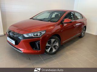 Hyundai Ioniq EV - teknikkpakke - Navi - lav km.  2019, 5950 km, kr 249000,-