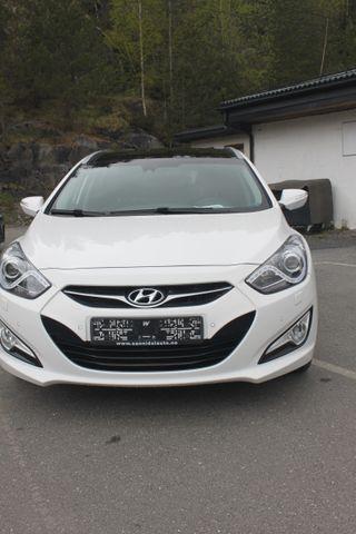 Hyundai i40 1,7 CRDI COMFORT  2011, 93701 km, kr 132847,-