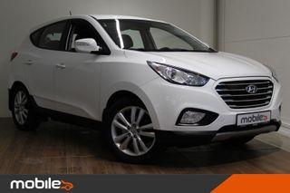 Hyundai ix35 Fuelcell Alltid fri kjøring i kollektivfelt  2014, 79850 km, kr 239000,-
