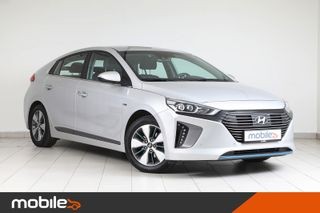 Hyundai Ioniq 1,6 141Hk Teknikkpakke m/Skinn! -Må Sees! -1.Eier!  2017, 49341 km, kr 208900,-