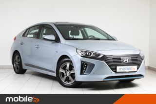 Hyundai Ioniq 1,6 141Hk Teknikkpakke m/Skinn & Soltak -1.Eier!  2017, 44922 km, kr 208900,-