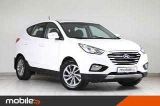 Hyundai ix35 Fuelcell 136Hk Hydrogen -1.Eier! -Som Ny! -Må Sees!  2017, 53000 km, kr 248900,-