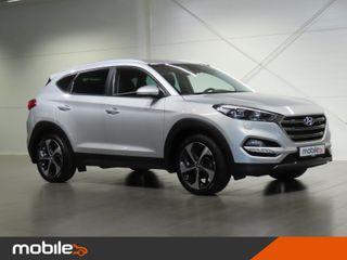 Hyundai Tucson 1,7 CRDi Plusspakke /H-FESTE/RYGGEKAMERA/  2016, 65222 km, kr 229000,-