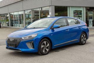 Hyundai Ioniq 1,6 Hybrid 141hk Teknikkpakke m/Skinn 2017, 54100 km, kr 179000,-