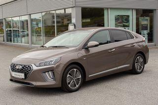 Hyundai Ioniq Plug-In 141hk Premium med Skinn, SOM NY 2020, 20 km, kr 329000,-