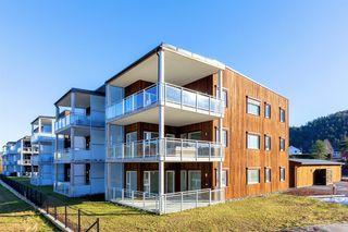 12 leiligheter på Vestmoen i Songdalen - 3 leiligheter igjen - klar for rask overtagelse