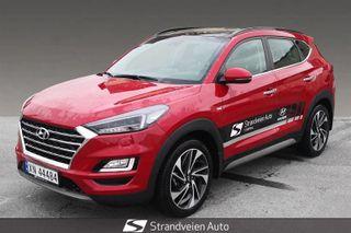 Hyundai Tucson 1.6 CRDI Panorama 48V Hybrid  2020, 11000 km, kr 459000,-