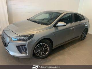 Hyundai Ioniq EV PREMIUM MED SKINN OG TAKLUKE - TOPPMODELLEN!  2020, 7500 km, kr 309000,-