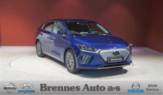 Hyundai Ioniq Premium/Skinn DAB+/Navi/App/Varme-kjøing i seter/Varme  2020, 8500 km, kr 309900,-