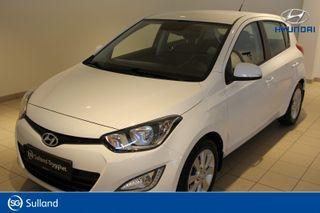 Hyundai i20 1,2 Comfort En eier, Kamera, servicehefte, lav KM STAND  2013, 46200 km, kr 89900,-