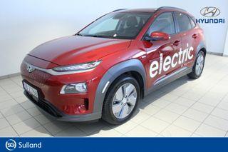 Hyundai Kona Premium Demobil/Skinnpakke  2020, 5141 km, kr 418900,-