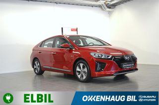 Hyundai Ioniq Norsk bil / Garanti / Fin i lakken / Varme i baks  2019, 22100 km, kr 254800,-