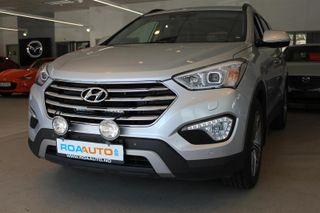 Hyundai Grand Santa Fe 2.2 Crdi Premium /4x4/krok/skinn/navi/automat+++  2016, 129000 km, kr 249000,-