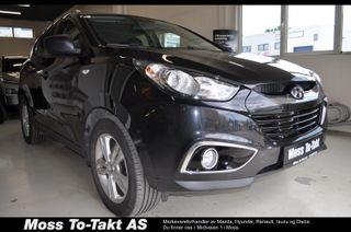 Hyundai ix35 2,0 CRDI Comfort 4WD  2010, 181500 km, kr 79000,-