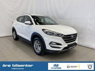 Hyundai Tucson 1.6  GDI  2016, 94000 km, kr 189000,-
