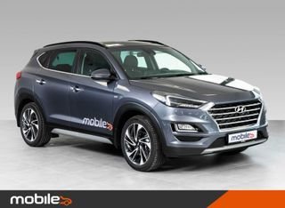 Hyundai Tucson 1,6 CRDi Teknikkpakke 4WD aut MildHybrid  2020, 5000 km, kr 499000,-