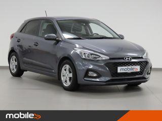 Hyundai i20 1,0 T-GDI Teknikkpakke aut /navi/kamera/DAB+/automatgir  2019, 47650 km, kr 198900,-