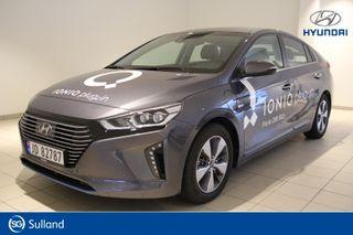 Hyundai Ioniq Teknikk, Skinn, Soltak Topputgave/Demobil  2018, 37000 km, kr 299900,-