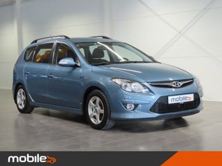 Hyundai i30 1,6 CRDi 116 Hk Premium SE Blue Drive  2011, 159677 km, kr 79000,-