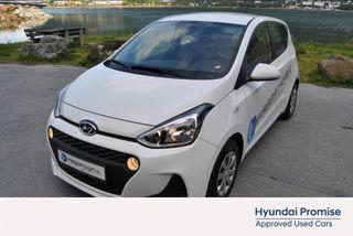 Hyundai i10 1.0  COMFORT  2017, 18000 km, kr 109000,-