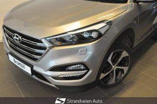 Hyundai Tucson 1.7 CRDI AUT SKINN - NAVI - PANORAMATKL ++  2016, 72500 km, kr 239000,-