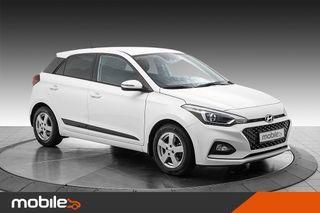 Hyundai i20 1,0 T-GDI Teknikkpakke aut Ryggekamera, navigasjon  2019, 15900 km, kr 199000,-