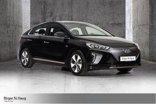 Hyundai Ioniq Teknikk TRYGG OG ØKONOMISK ELBIL MED MASSE UTSTYR!!  2019, 9950 km, kr 269900,-
