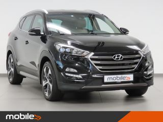 Hyundai Tucson 2,0 CRDi Standard 4WD /kamera/krok/2200 KG hengervekt  2016, 70500 km, kr 289900,-