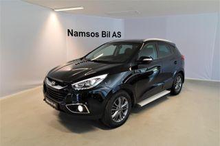 Hyundai ix35 2.0  CRDI/4X4/AUT/KROK  2014, 81000 km, kr 209000,-