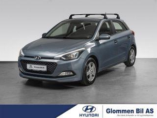 Hyundai i20 1.2  COMFORT, FACELIFT!  2015, 94000 km, kr 88900,-