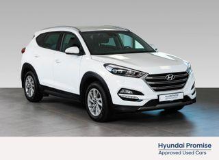 Hyundai Tucson 1,7 CRDi Teknikkpakke aut Tilhengerfeste, skinn  2016, 62682 km, kr 259000,-