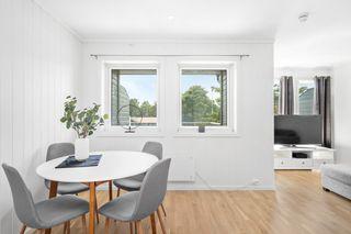 Nyhet! Arealeffektiv 2-roms selveierleilighet med solrik balkong og garasje