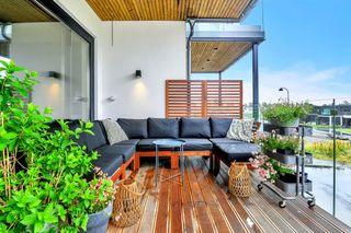 Lillesand - Luntevika: Lekker 2 roms selveierleilighet med balkong, heis, parkering og felles takterrasse