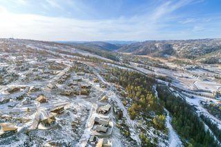 Rytterlia - Flott utsiktstomt i nyere hyttefelt på toppen av Gautefall.
