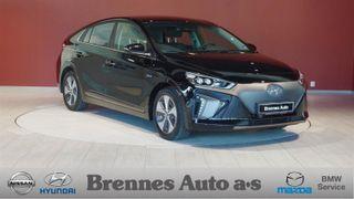 Hyundai Ioniq Teknikk/Skinn Navi/minne fører sete/keyless/ryggekam/va  2019, 28900 km, kr 239900,-